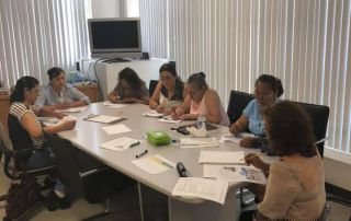 Join SALEF's free Citizenship Classes provided by East Los Angeles Community College